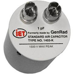 高频标准电容器