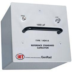 GenRad 1404系列初级标准电容器