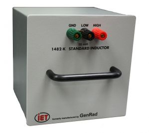 3端子1482初级标准电感器