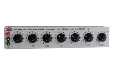 HPRS-F-7-0.001高功率十年电阻箱