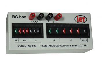 RCS系列电阻和电容箱