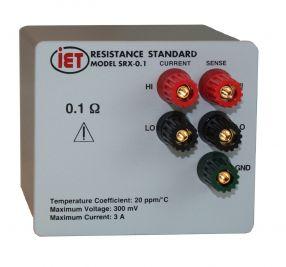 专为交流使用而设计的SRAC标准电阻器