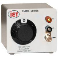 HRRS-Q-1-100G-5KV高阻抗十进制盒