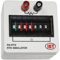 RS-RTD-电阻RTD模拟器