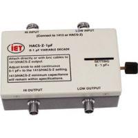 HACS-Z-1pF微调器将分辨率降低至1 pF以下